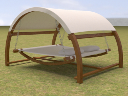 Double Bed Outdoor