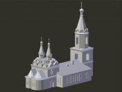 Ryazan. Kutsal Ruh Kilisesi