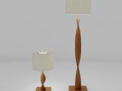 Lamps vint