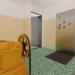 3d Ten-story house 121 series model buy - render