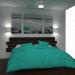 3d model Simple bedroom - preview