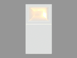 Column light MEGACUBIKS 4 WINDOWS 45 cm (S5371)