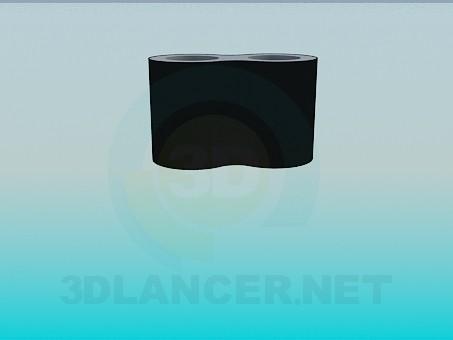 3d модель Предмет интерьера – превью