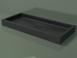 Shower tray Alto (30UA0113, Deep Nocturne C38, 160x70 cm)