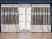 Window Curtain Minimalistic