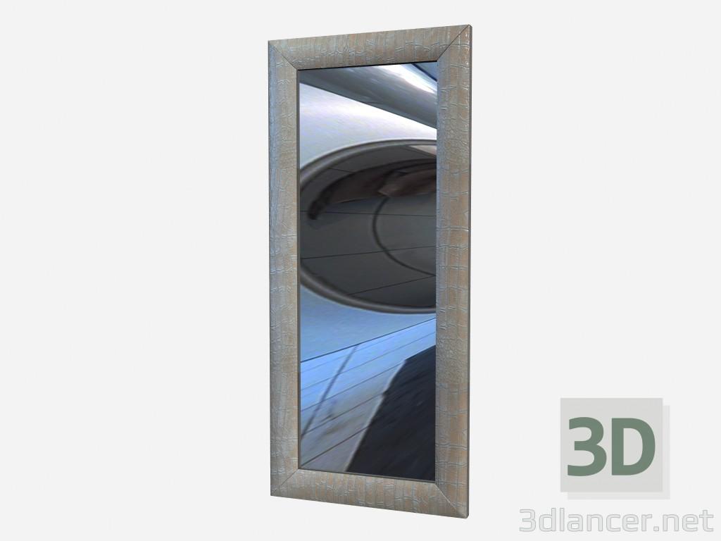 3d model Art Deco mirror Mirror patchwork - preview
