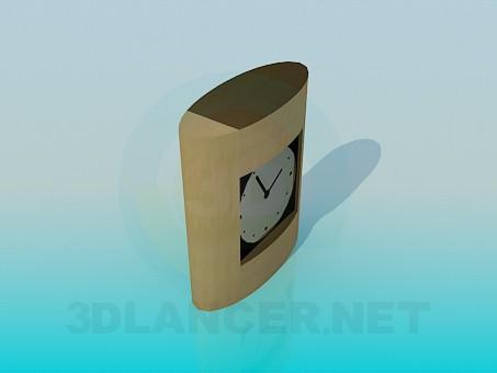 descarga gratuita de 3D modelado modelo Relojes