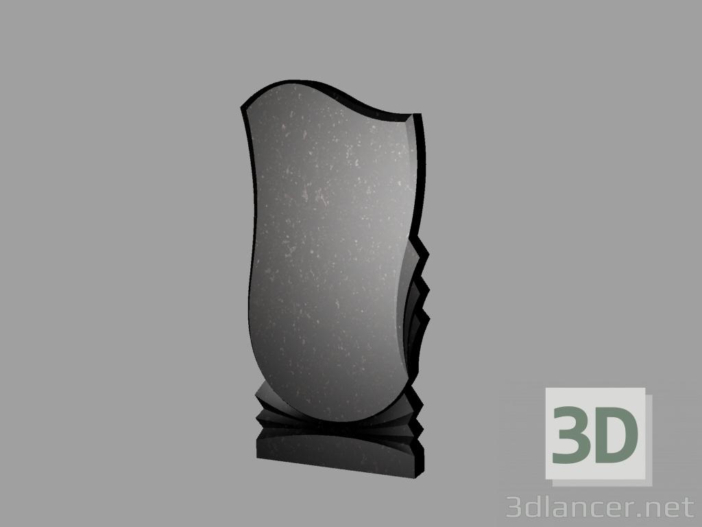3d model Stela 4 - preview