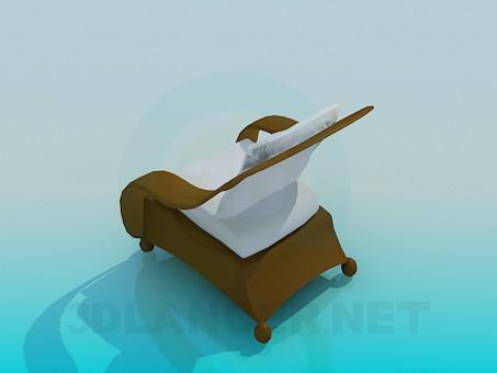 3d model Original chair - preview