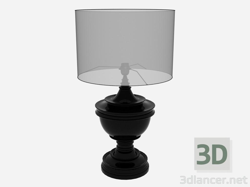 3d model Lamp table L010 Z45 - preview