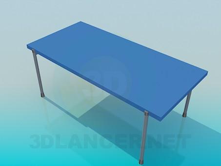 descarga gratuita de 3D modelado modelo Mesa