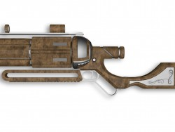 "Rifle ""Bulldog"""