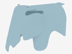 giocattolo Elefant (42h79h42sm)