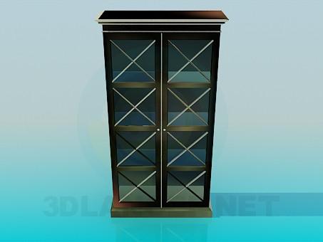 3d modeling Sideboard model free download