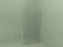 Frameless shower enclosure (FN)