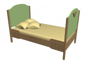 Кровать 63КВ01
