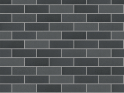 Natural gray brick