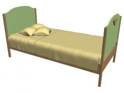 Ліжко 63KV02