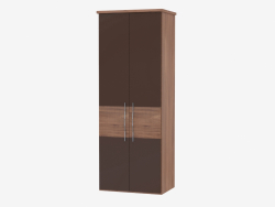 Modular two-door cabinet 3 (90,6х235,9х62)