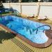 3D modeli Özel havuz bölümü - önizleme