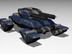 "Tank ""Gladiator"""