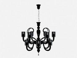 Bras de montage 12 lampe lustre de plafond