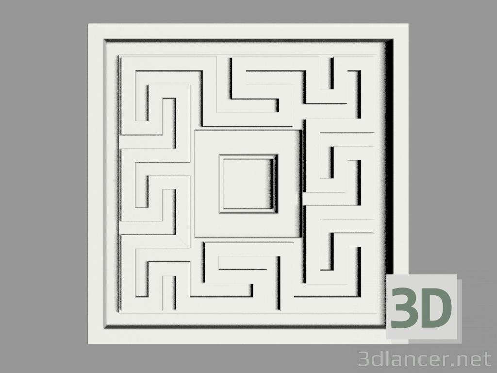 3d model Cube (K24) - preview