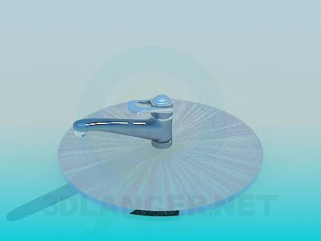 3d model Mezclador - vista previa