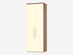Modular two-door cabinet 5 (90,6х235,9х62)