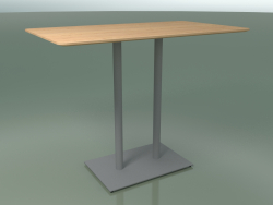 Table rectangulaire Easy Mix & Fix (421-637, 80x140 cm)