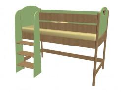 Ярусне ліжко 63KV03