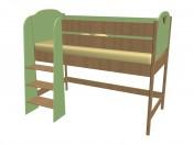 Кровать ярусная 63КВ03