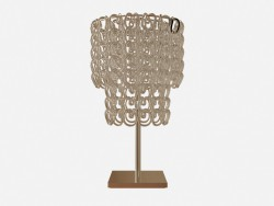 Table lamp, Crystal lamp
