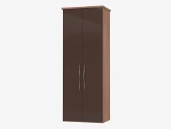 Modular two-door cabinet 7 (90,6х235,9х62)