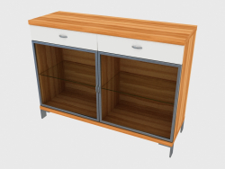 Two-section buffet (150-39-2)