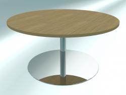Coffee table BRIO H40 (Ø80)