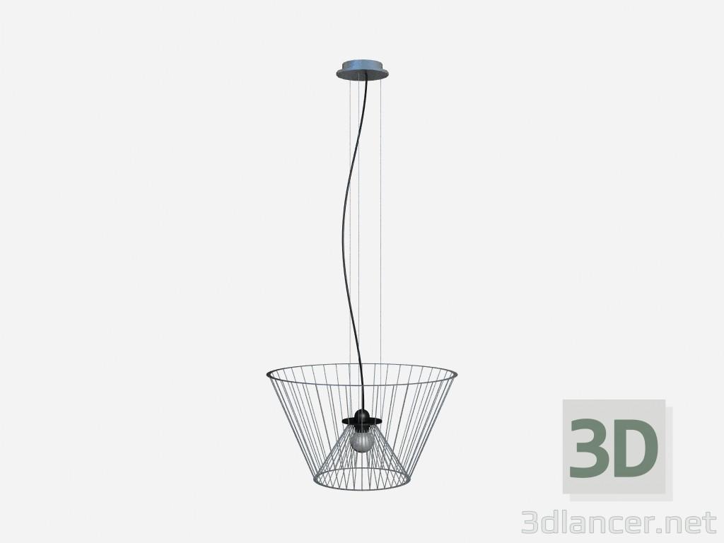 3d model Ceiling lamp Basket lamp - preview
