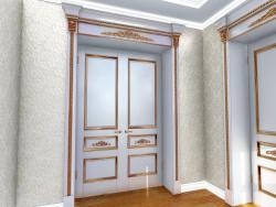 Double-leaf doors Classic