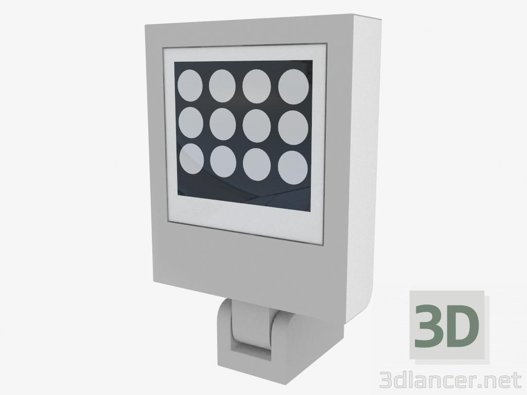 3 डी मॉडल सर्चलाइट मिनी-ट्विस्ट स्पॉट (S3016W) - पूर्वावलोकन