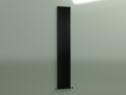 Vertical radiator ARPA 2 (2020 10EL, Black)
