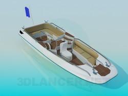 Motorlu tekne