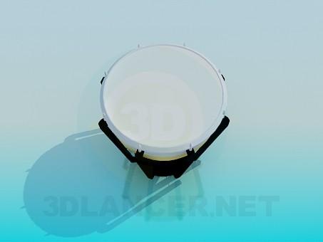 3d model Drum - preview