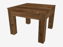 Petite table basse (60 x 45 x 60 cm)