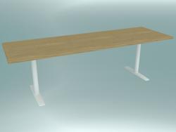 Table de bureau rectangulaire ACCA (250)