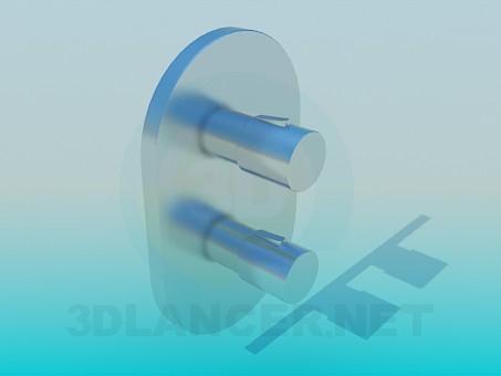 3d modeling handles for bathroom model free download