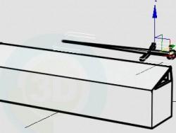 Нізкополігональних меч