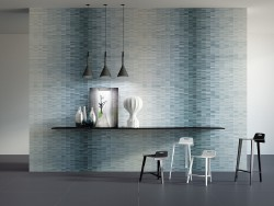 Collection: SLIMTECH LINES et WAVES de Lea Ceramiche (Italie)