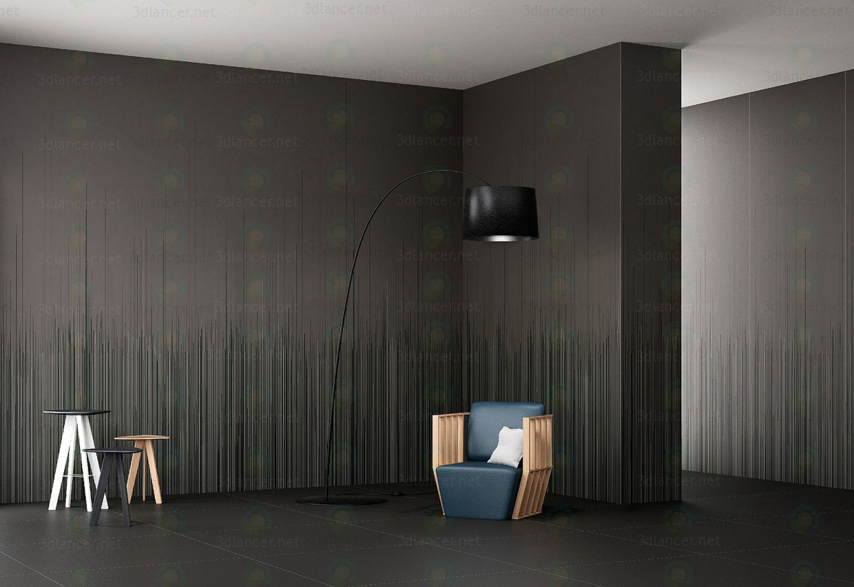 Texture Collection: SLIMTECH LINES AND WAVES by Lea Ceramiche (Italy) free download - image