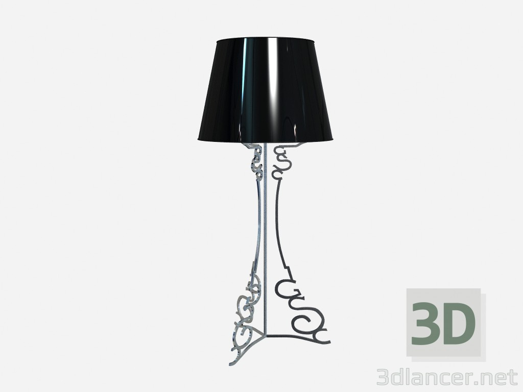 3d model Lamp floor LAMP GSC X 08 Z00 - preview