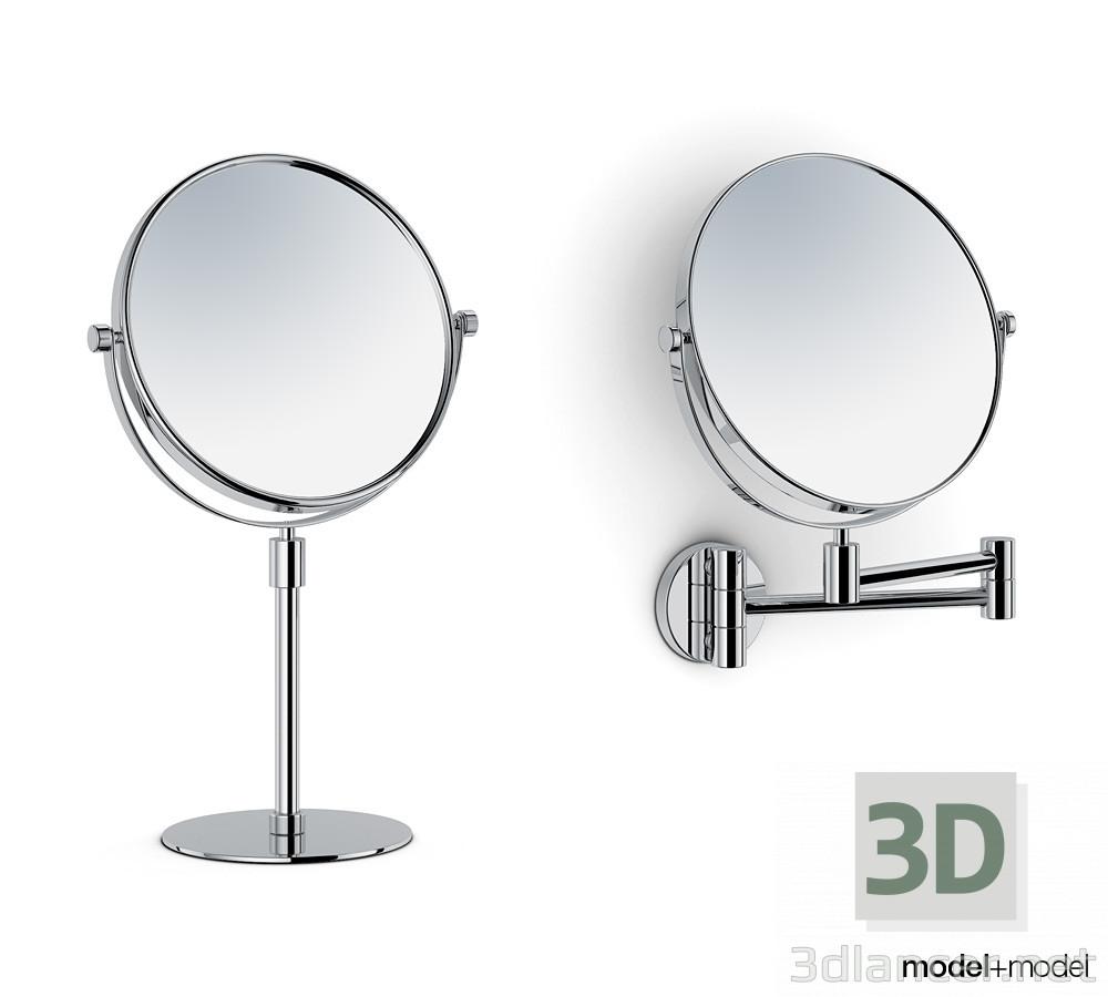 3d model mirror id 19191 for Mirror 3d model